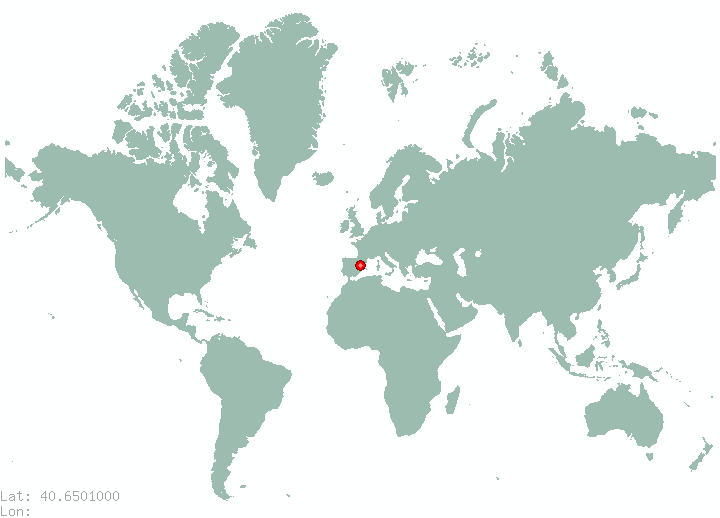 Brooklyn in world map